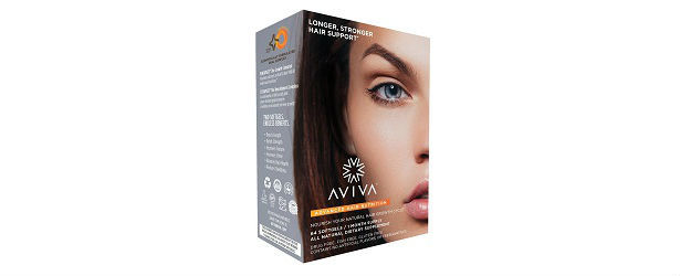 Aviva Advanced Hair Nutrition Review 615