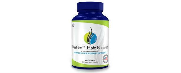 DasGro Hair Formula Review 615