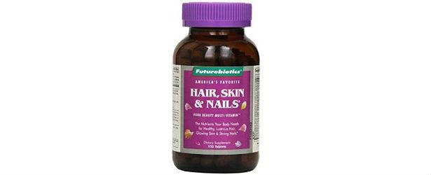 Futurebiotics Hair Skin and Nails Review 615